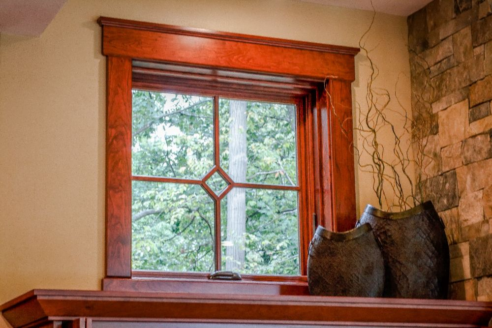 Windows door headers elipticon wood products inc for Interior window crossheads
