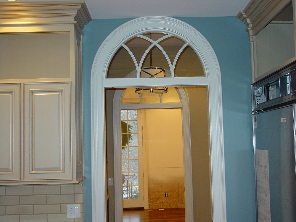 interior arched doorways elipticon wood products inc