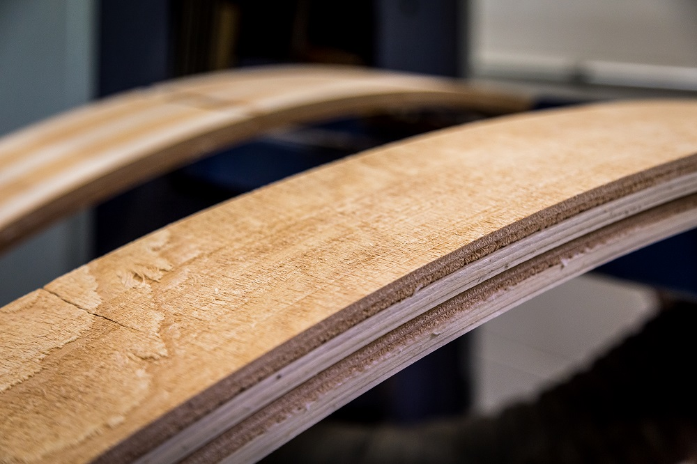 curved jambs elipticon wood products inc