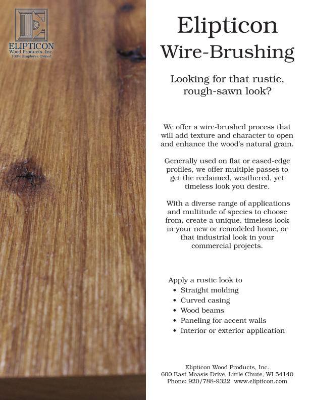 Wire Brushing Page 1